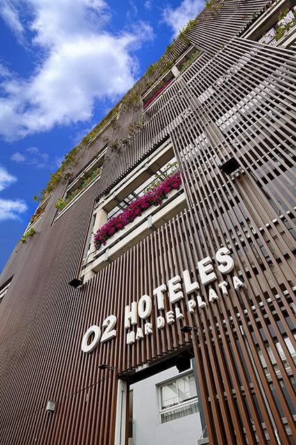 O2 Hotel Mar del Plata se prepara para la temporada